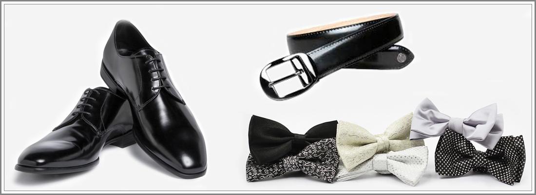 sports shoes a299a 325f6 Scarpe, Cinture e Papillon damascati e a pois - MG ARCIONE ...